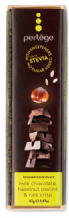 Perlege Stevia Milk Chocolate Hazelnut Praline Bar 42g